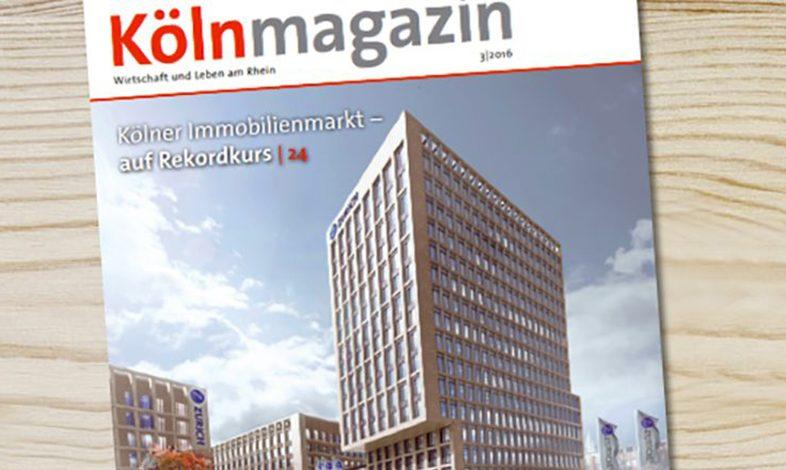 Umfirmierung zum Wohl der Patienten – Advertorial aus dem Kölnmagazin 3/2016