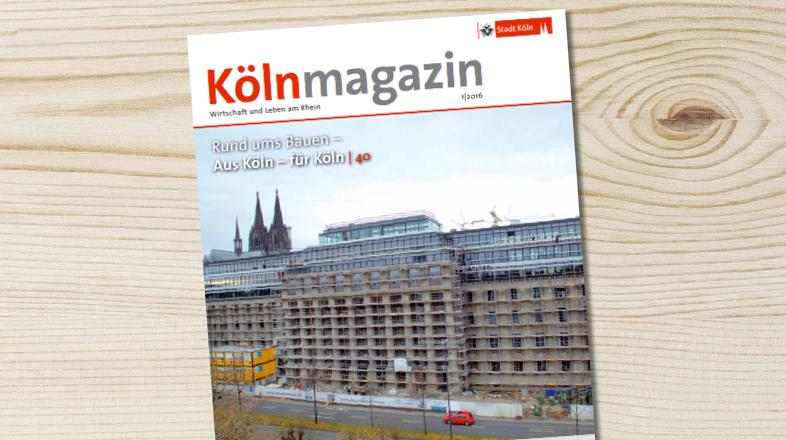 Einzigartiges Leistungsspektrum – Advertorial aus dem Kölnmagazin 1/2016
