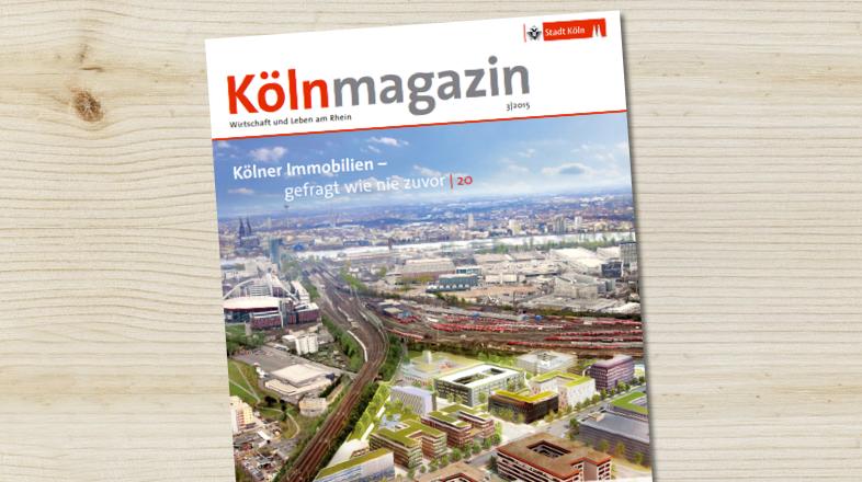 """""""Psychologen und Ärzte Tür an Tür"""" – Advertorial aus dem Kölnmagazin 3/2015"""